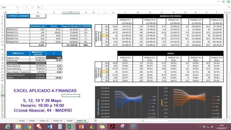 EXCEL APLICADO A LAS FINANZAS PDF
